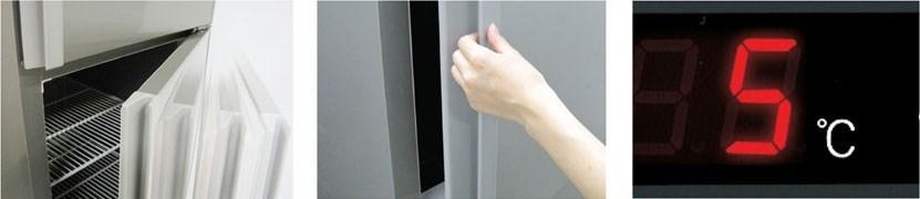 Tủ mát Hoshizaki HRW-77MS4 ảnh 3