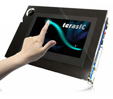 Video and Embedded Evaluation Kit - Multi-touch