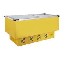 Tủ đảo, tủ bảo ôn đông lạnh dạng nằm KS-668D, KS-778D