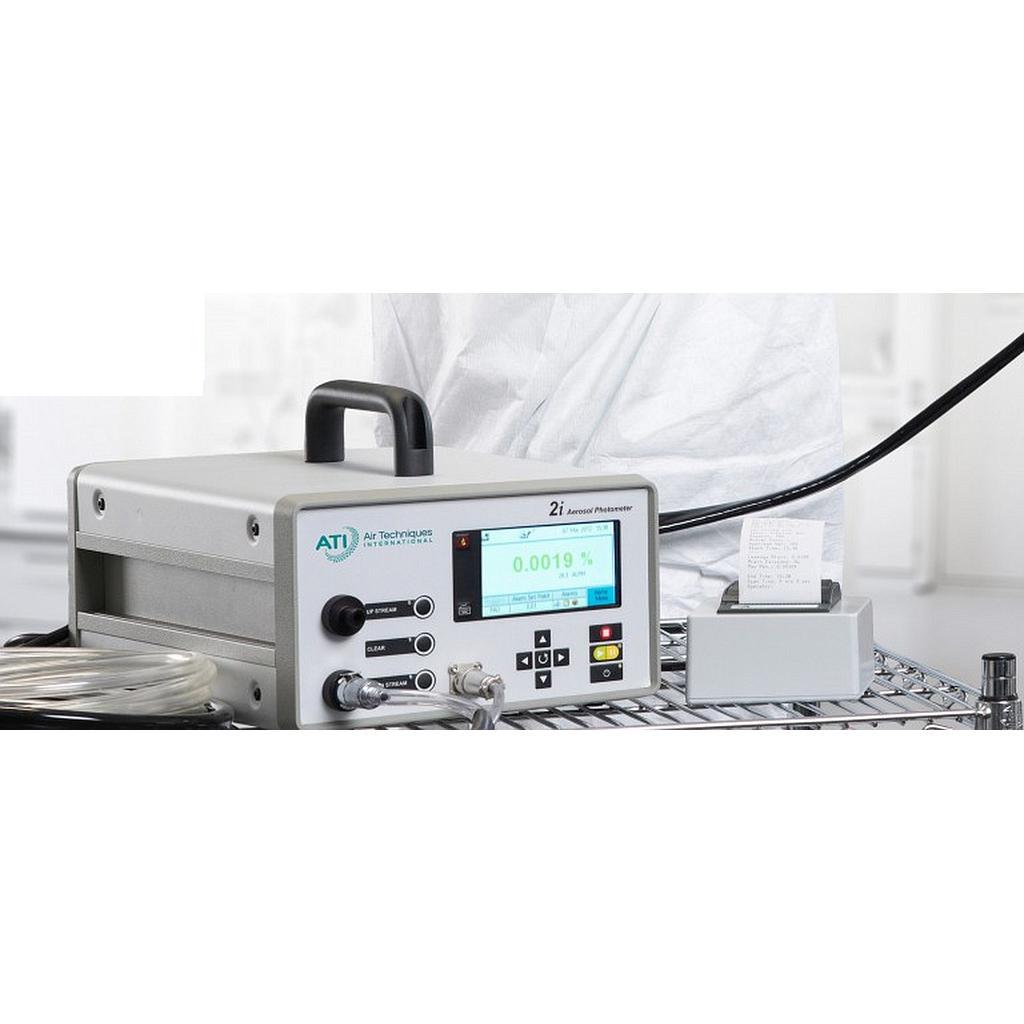 Máy đo quang kiểm tra độ rò rỉ của màng lọc Hepa và Ulpa ATI 2i