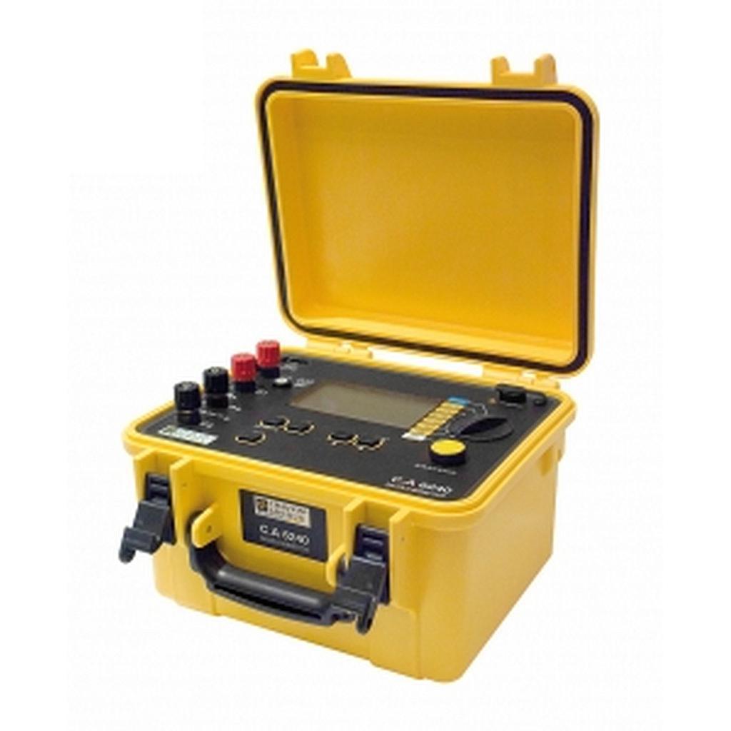 Thiết bị đo điện trở nhỏ (Micro-ohm) Chauvin Arnoux C.A 6240 (P01143200) (10A)