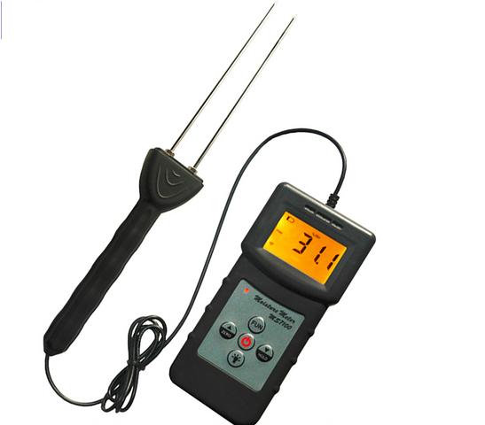 Máy đo độ ẩm dệt may, cotton, bông, vải MS7100C