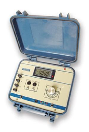 Cầu đo điện trở một chiều QJ84A (0~20 kOhm)