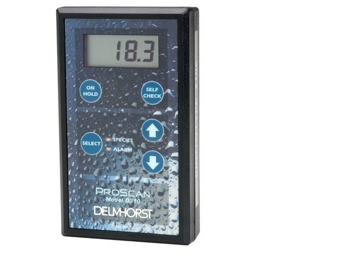 Máy đo ẩm cầm tay Delmhorst D310
