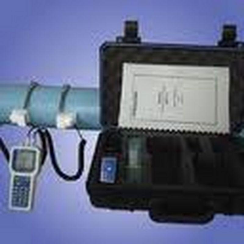Máy đo lưu lượng cầm tay bằng siêu âm Dynaflox DMTFH