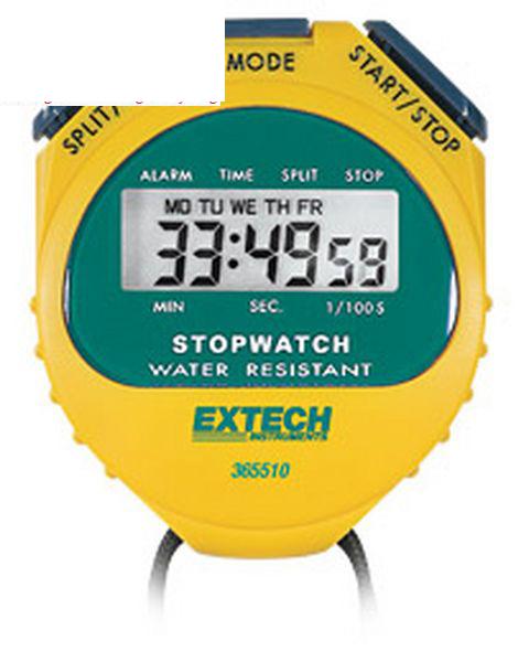 Đồng hồ bấm giờ/giây Extech 365510 (0~23h.59m.59s)