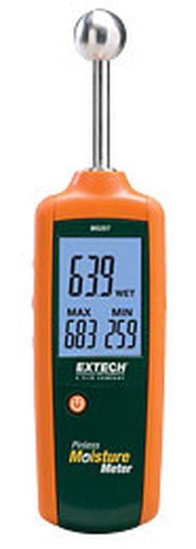Máy đo độ ẩm Extech MO257 (gỗ, ván dăm, thảm và gạch lát trần nhà)
