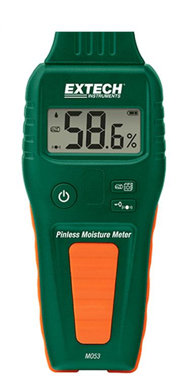 Máy đo độ ẩm gỗ và vật liệu xây dựng Extech MO53