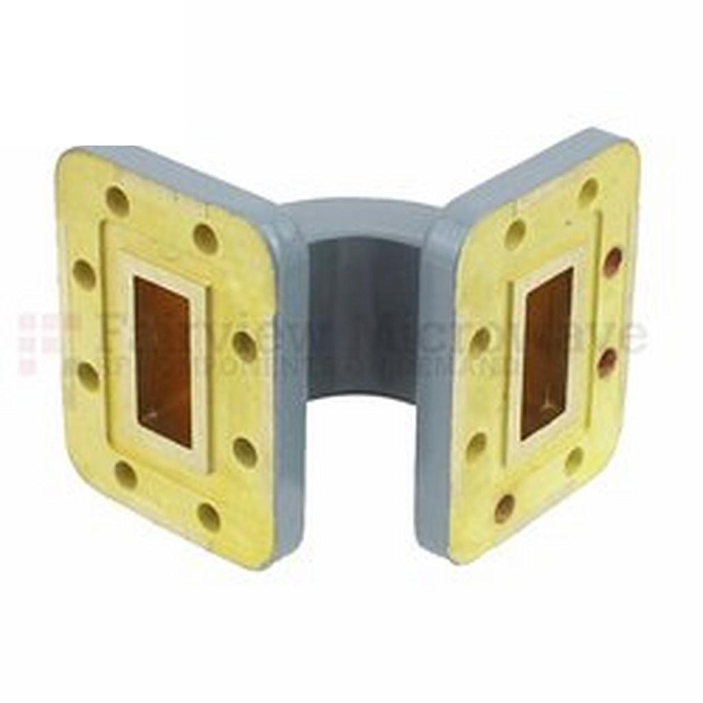 Ống dẫn sóng E-bend Fairview SMF90EBA ( 8.2 GHz -12.4 GHz)