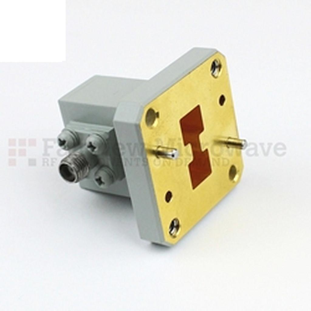 Ống dẫn sóng WRD750D24 - SMA Female Fairview SMW7518DRS (7.5 GHz - 18 GHz )