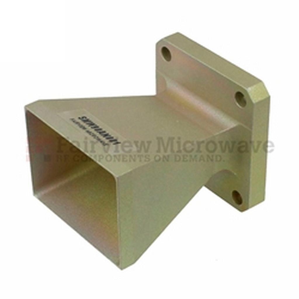 Ống dẫn sóng Fairview SMW90AN001 (10 dB; 8.2 GHz -12.4 GHz)