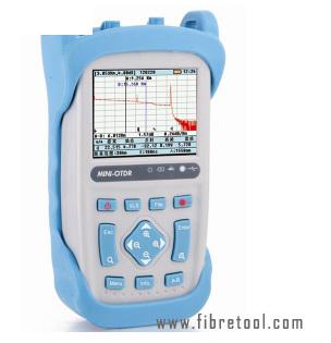 Máy kiểm tra cáp quang OTDR Fibretool HW-358TA  (1310nm/1550nm,0-120km)