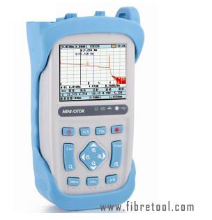Máy kiểm tra cáp quang OTDR Fibretool HW-358TB  (1310nm/1550nm,0-160km)