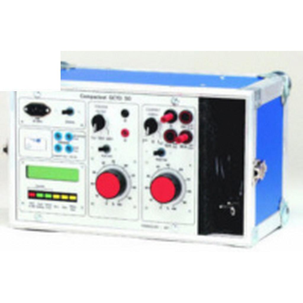 Máy phát dòng sơ cấp hoặc thứ cấp Francelog GCTD50 (Max 50A, 300V)