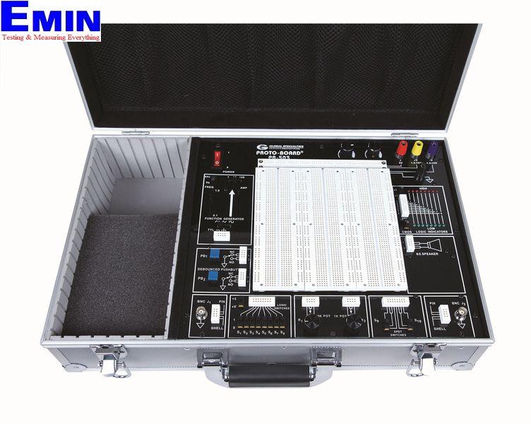 Bộ Kit thực hành kỹ thuật điện tử tương tự và số Global PB-503C