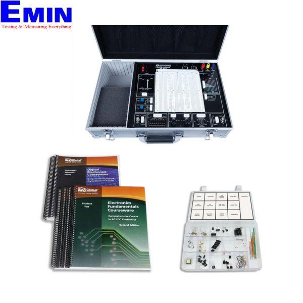 Bộ kit thực hành kỹ thuật điện tử tương tự và số Global PB-503CLAB