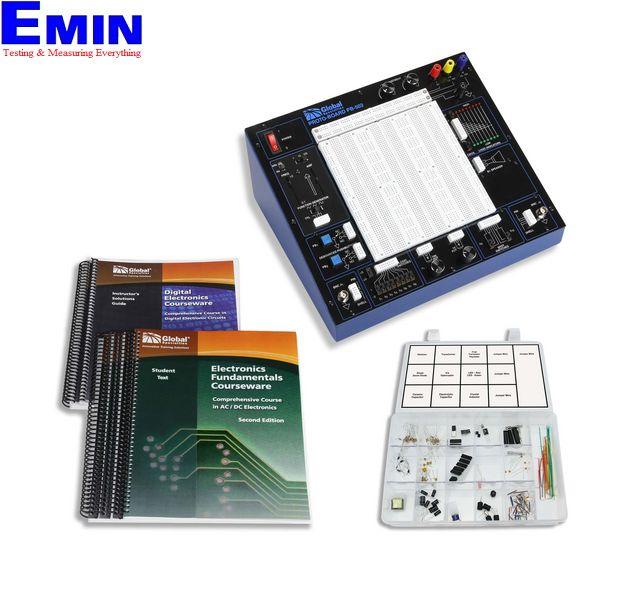 Bộ tKit thực hành kỹ thuật điện tử tương tự và số Global PB-503LAB
