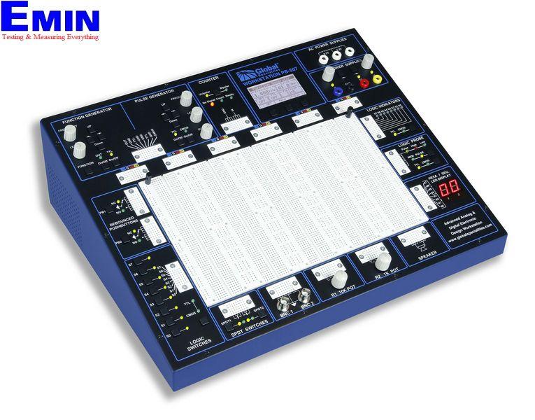 Bộ Kit thực hành điện tử tương tự và số  Global  PB-507