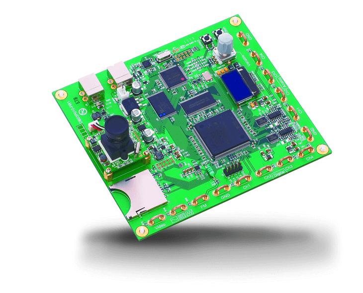 Bộ Kit thực hành đo tín hiệu cho máy hiện sóng Gwinstek GDB-03 (GDS-2000A / GDS-3000)