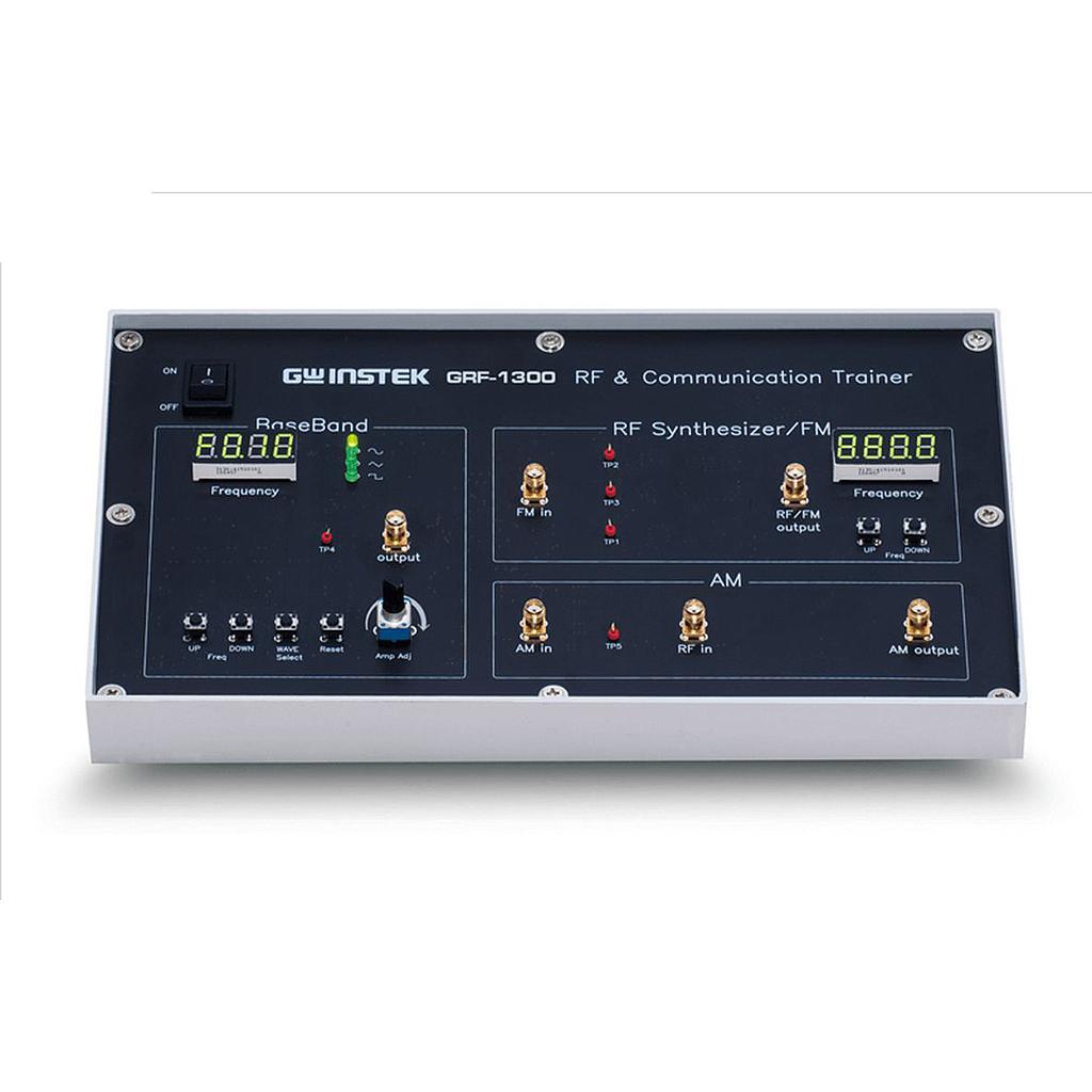 Bộ thực hành truyền thông RF GW Intek GRF-1300  (thực hành FM, AM)