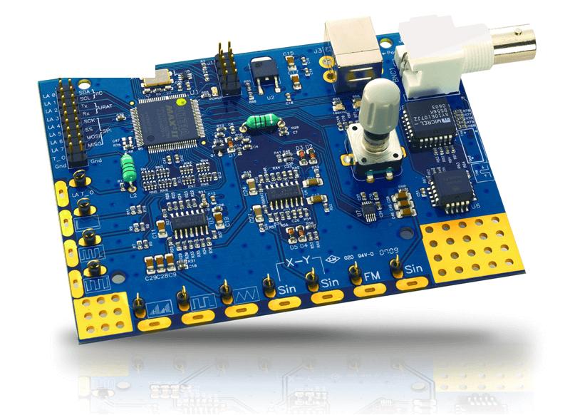 Bộ Kit thực hành đo tín hiệu cho máy hiện sóng Gwinstek GDB-02 (GDS-1000-U)