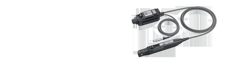Kìm kẹp dòng AC/DC cho máy hiện sóng Hioki CT6701 (5A RMS)