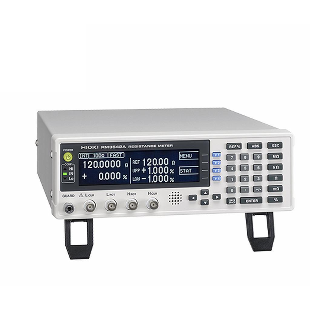 Máy đo điện trở Hioki RM3542-50 (100mΩ~1000Ω)