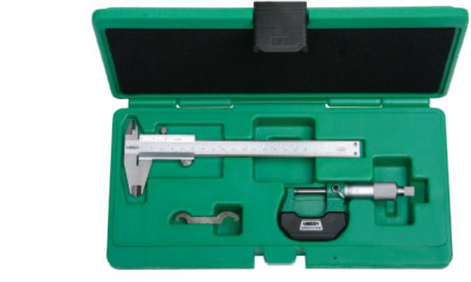Bộ dụng cụ cơ khí 2 chi tiết INSIZE , 5021