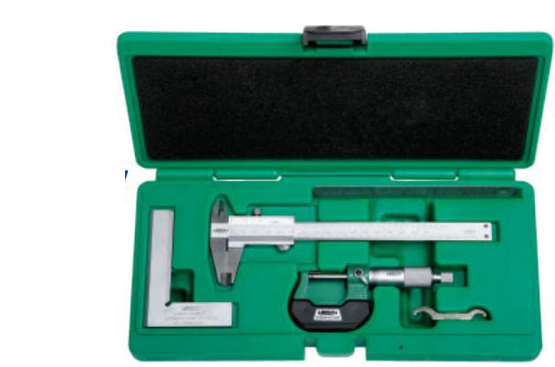 Bộ dụng cụ cơ khí 4 chi tiết INSIZE , 5041