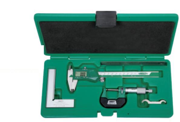 Bộ dụng cụ cơ khí 4 chi tiết INSIZE , 5042