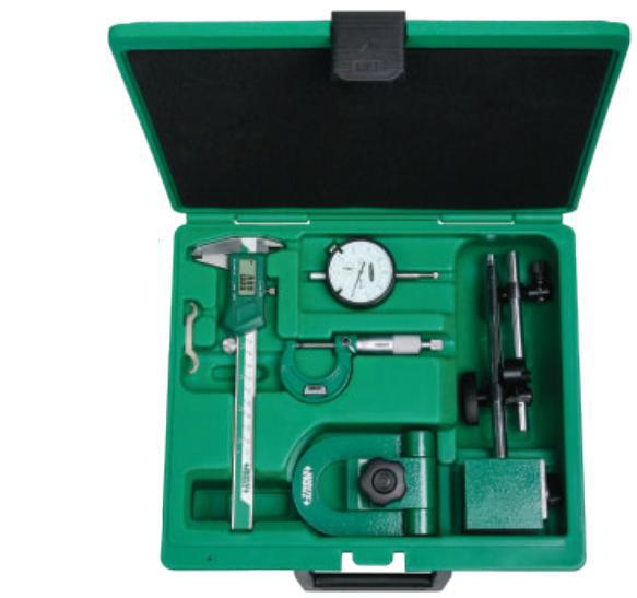 Bộ dụng cụ cơ khí 5 chi tiết INSIZE , 5051