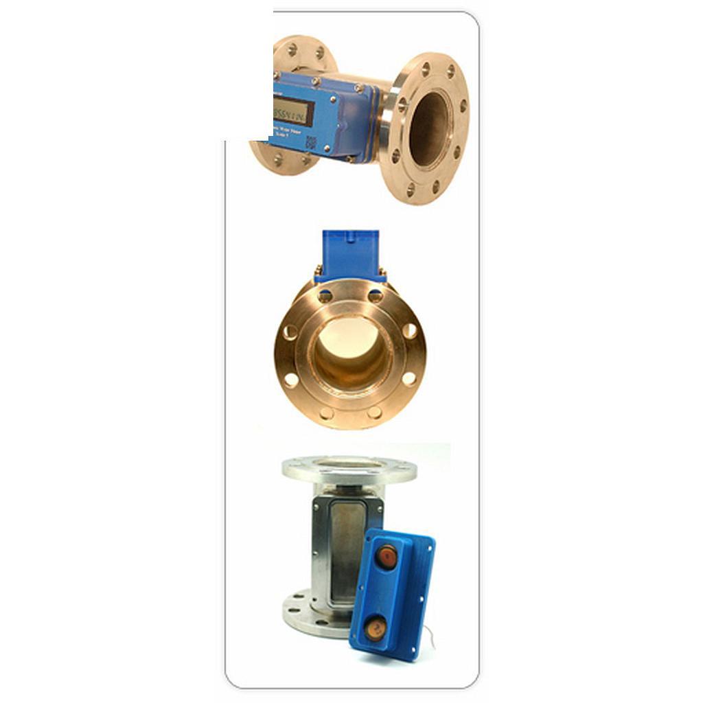 Máy đo lưu lượng nước siêu âm Jain Xonic X5L-100 (2.0% RD ; 0.05~10 m/s, đường kính ống 100mm )
