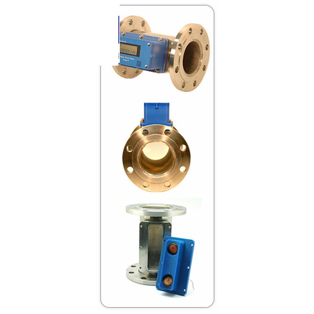 Máy đo lưu lượng nước siêu âm Jain Xonic X5L-200 (2.0% RD ; 0.05~10 m/s, đường kính ống 200mm )