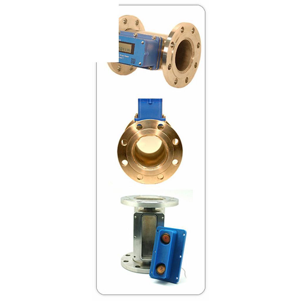 Máy đo lưu lượng nước siêu âm Jain Xonic X5L-300 (2.0% RD ; 0.05~10 m/s, đường kính ống 300mm )