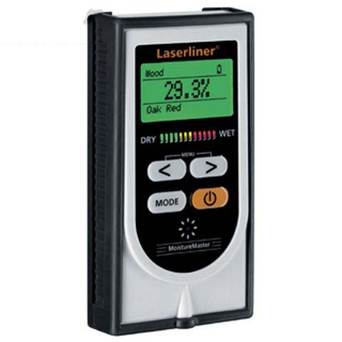 Máy đo độ ẩm gỗ và vật liệu xây dựng Laserliner 082.333A
