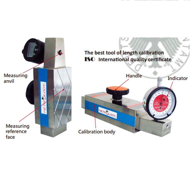 Thiết bị hiệu chuẩn bàn map, bàn rà chuẩn Metrology PLA-9004