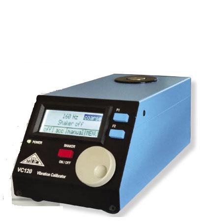 Máy hiệu chuẩn độ rung MMF VC120 (1 m/s² , RMS, 10000 Hz, 0.3%)