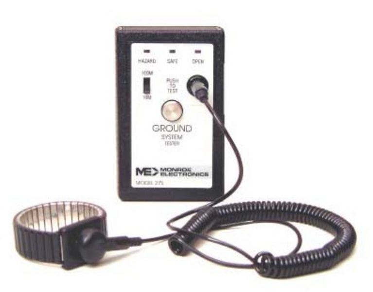 Thiết bị kiểm tra hệ thống nối đất Monroe-electronics 275A