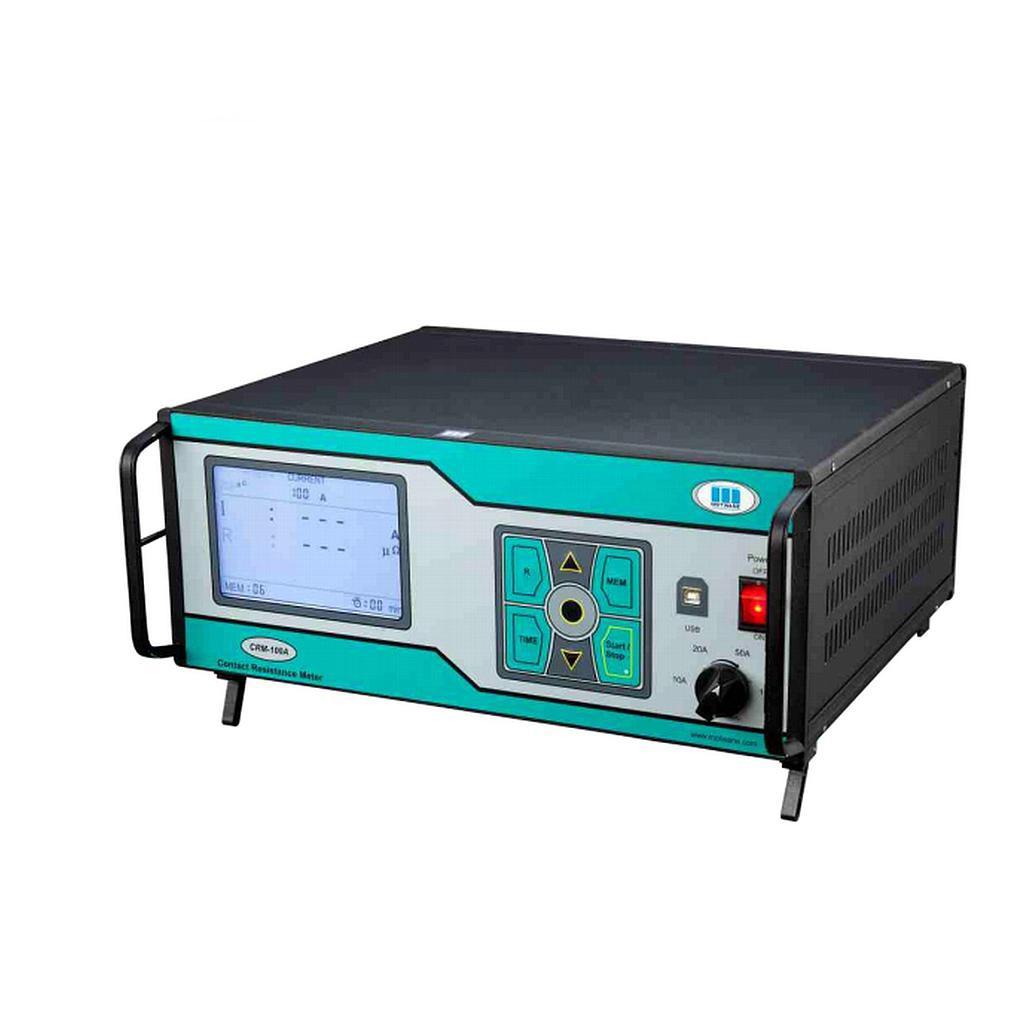 Thiết bị đo điện trở tiếp xúc MOTWANE CRM-100A (100A)