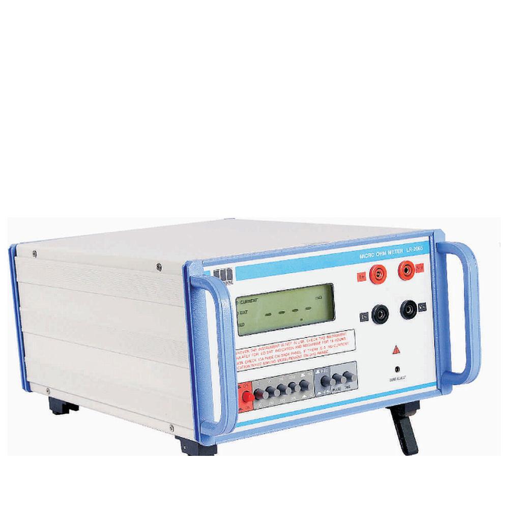 Thiết bị đo điện trở thấp MOTWANE LR-2065 (10A, 0.03%)