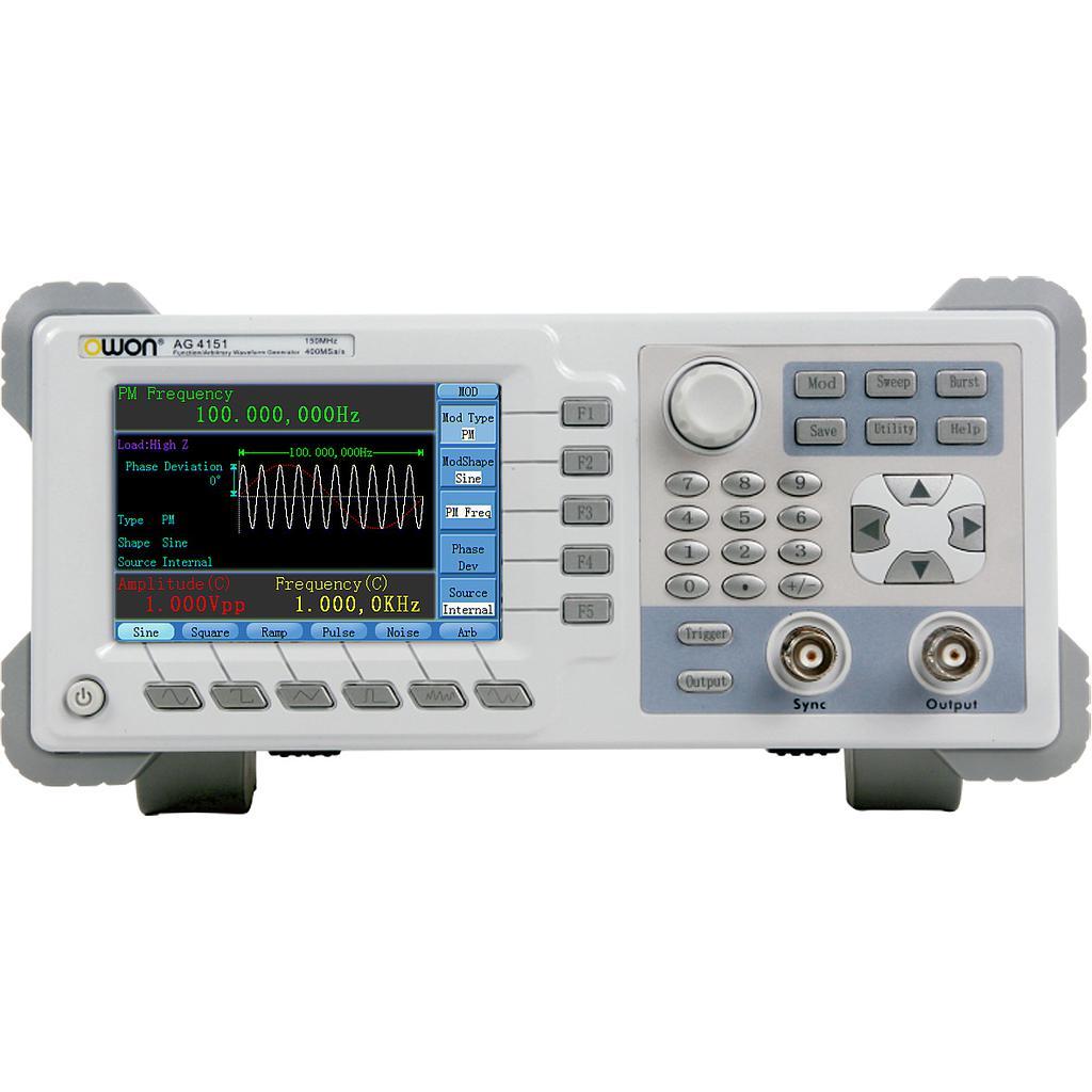 Máy phát xung Owon AG4151 (150Mhz)