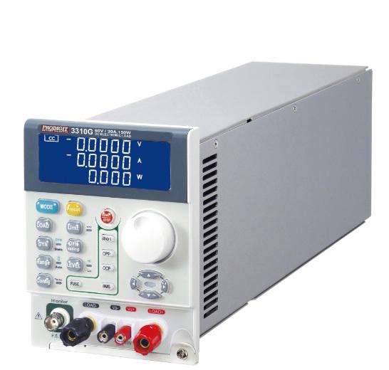 Tải giả điện tử Prodigit 3310G (90A, 60V, 450W)