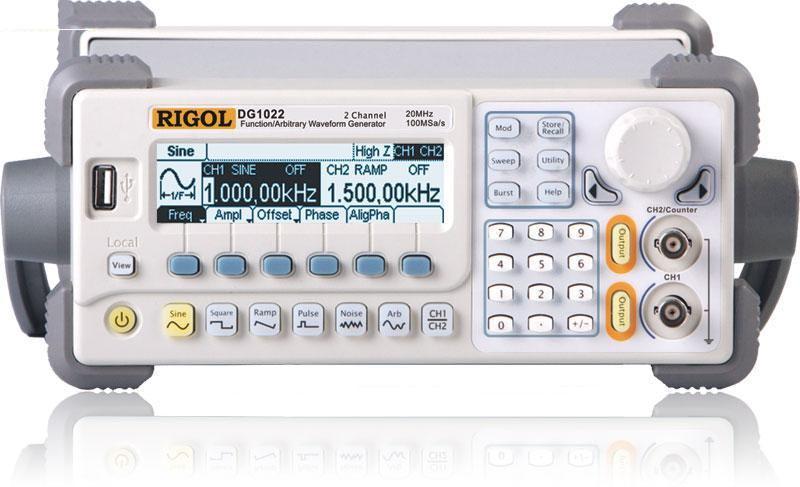 Máy phát xung Rigol DG1022A (25MHz)