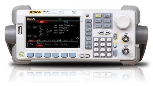 Máy phát xung Rigol DG5072, 70MHz, 2 Channel