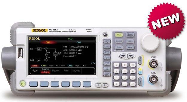 Máy phát xung Rigol DG5101, 100MHz, 1channel
