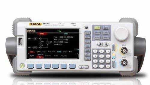 Máy phát xung Rigol DG5251, 250MHz, 1 channel