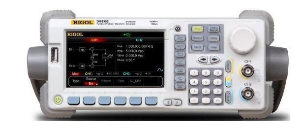 Máy phát xung Rigol DG5351, 350MHz, 1 channel