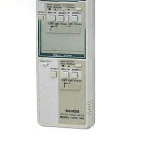 Máy đo công suất quang Sanwa OPM-360 (1310/1550nm)