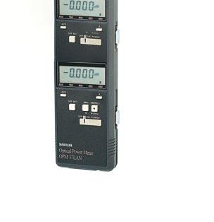 Máy đo công suất quang Sanwa OPM37LAN (1nW -20.00mW, ±5.0%)