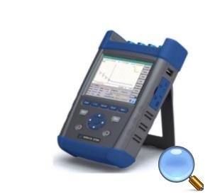 Máy kiểm tra cáp quang OTDR Senter AV6418 (Singlemode,Multimode,512km/32km)